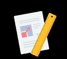 Règle et document