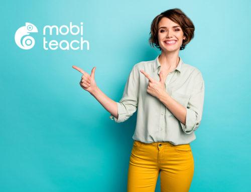 Accompagner un formateur équipé de MOBITEACH